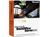 Microsoft BackOffice Server 2000(25user)
